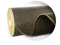 Agrotkanina, tkanina ściółkująca brązowa szerokości 80 cm