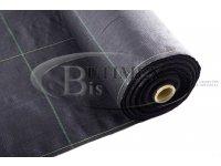 Agrotkanina, tkanina ściółkująca czarna szerokości 327 cm