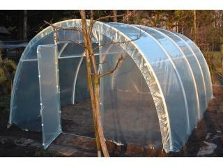 Płachta Główna UV4 na tunel foliowy PCW o rozmiarze 5,00 x 3,00 x 1,90m