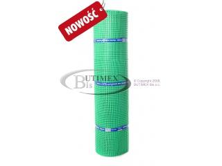 Siatki na krety (przeciw kretom) 1,50 x 50 mb typ B20 - zielona