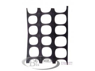 Siatka ogrdzeniowa-drogowa M006 (M6) - czarna 1,20 x 50 mb