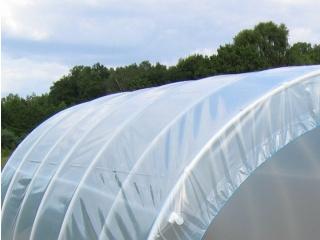 Płachta Główna UV4 na tunel foliowy PCW o rozmiarze 10,00 x 3,00 x 1,90m