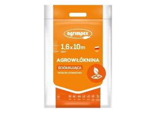 Agrowłóknina Pegas Agro P-50 przeciw chwastom 1,60 x 10mb - pakiet
