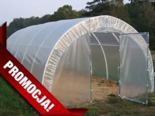 Tunele foliowe ogrodnicze dla działkowców (pcv)