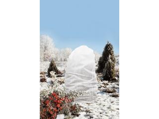 Kaptur ochronny na zimę - z agrowłókniny
